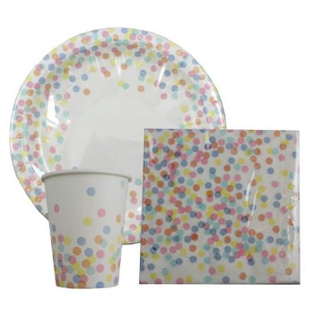 Rainbow Unicorn Tableware